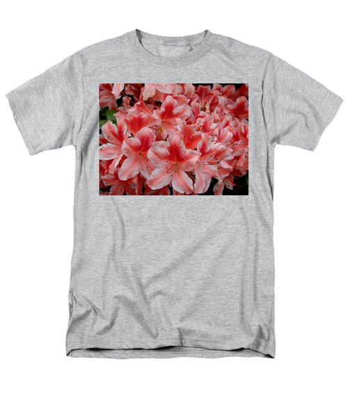 Simply Azaleas Men's T-Shirt  (Regular Fit) by Rodney Lee Williams