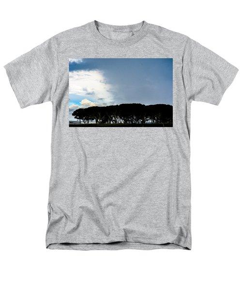 Sky Half Full Men's T-Shirt  (Regular Fit) by Mary Ward