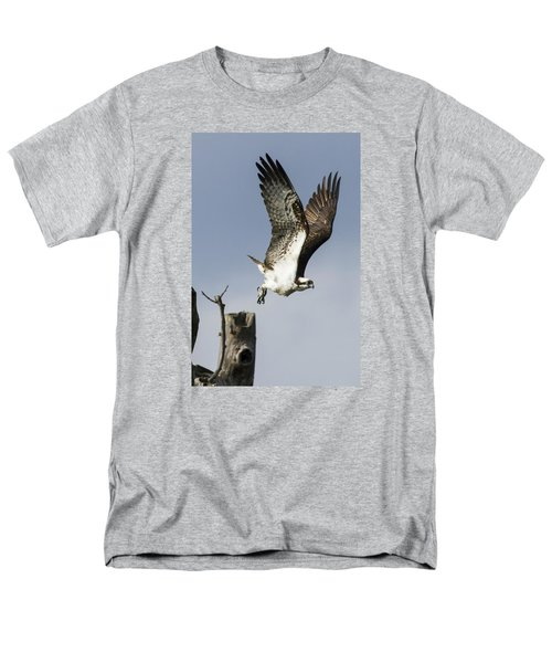 Sky Hunter Men's T-Shirt  (Regular Fit) by David Lester