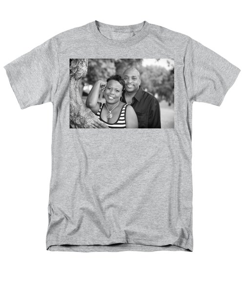 Men's T-Shirt  (Regular Fit) featuring the photograph Smith Harper 16 by Coby Cooper