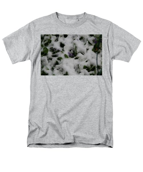 Men's T-Shirt  (Regular Fit) featuring the photograph So Much For An Early Spring by David S Reynolds