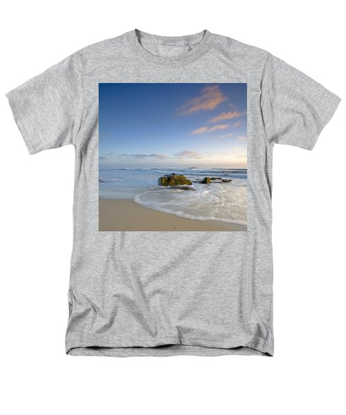 Soft Blue Skies Men's T-Shirt  (Regular Fit) by Peter Tellone