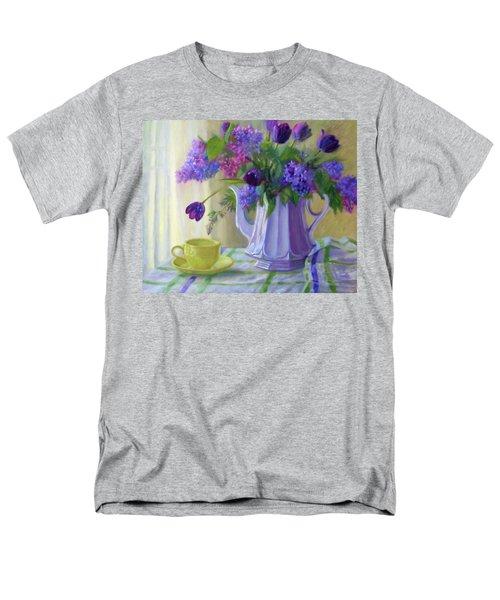 Soft Light Men's T-Shirt  (Regular Fit) by Bonnie Mason
