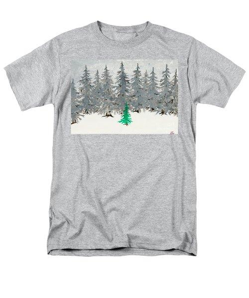 Solitary Men's T-Shirt  (Regular Fit) by Stefanie Forck
