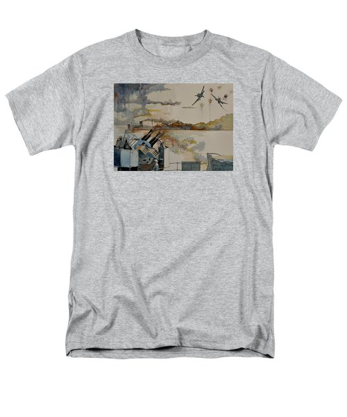 Ss Ohio II Men's T-Shirt  (Regular Fit) by Ray Agius