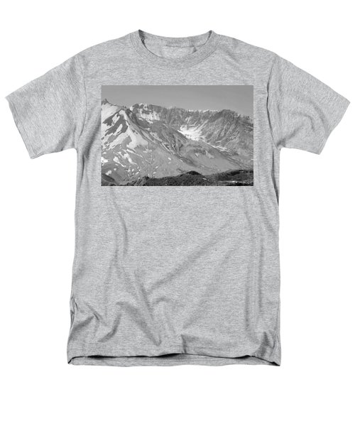 St. Helen's Crater Men's T-Shirt  (Regular Fit) by Tikvah's Hope