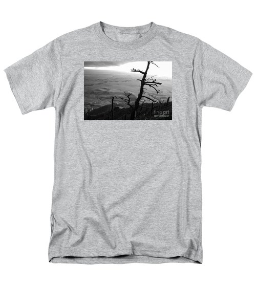 Men's T-Shirt  (Regular Fit) featuring the photograph Stark Tree by Mary Carol Story