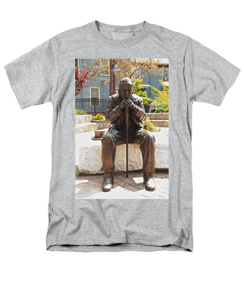 Still Waiting Men's T-Shirt  (Regular Fit) by William Norton