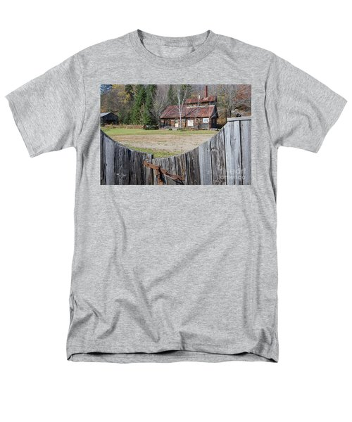 Sugar Shack Men's T-Shirt  (Regular Fit) by Jola Martysz