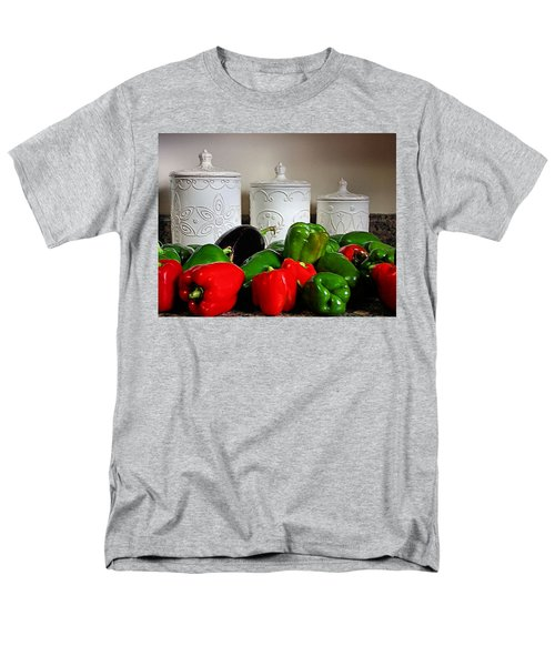 Men's T-Shirt  (Regular Fit) featuring the photograph Summer Still Life by Kristin Elmquist
