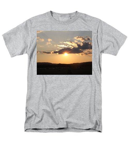 Summer Sunset Men's T-Shirt  (Regular Fit) by Mustafa Abdullah
