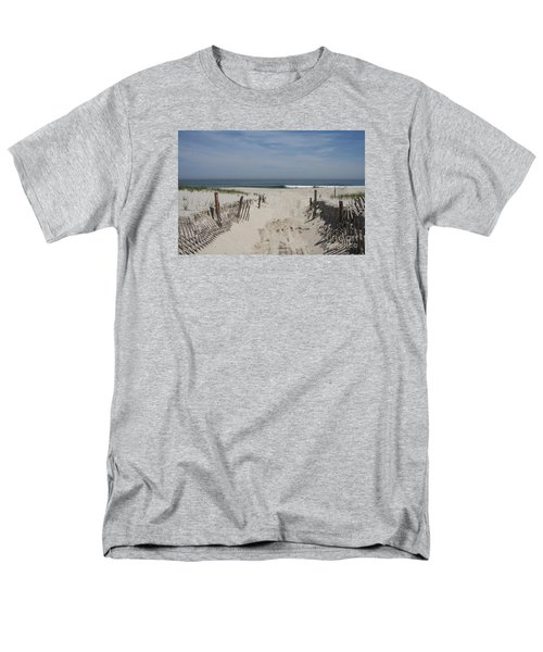 Sun And Sand Men's T-Shirt  (Regular Fit) by Christiane Schulze Art And Photography