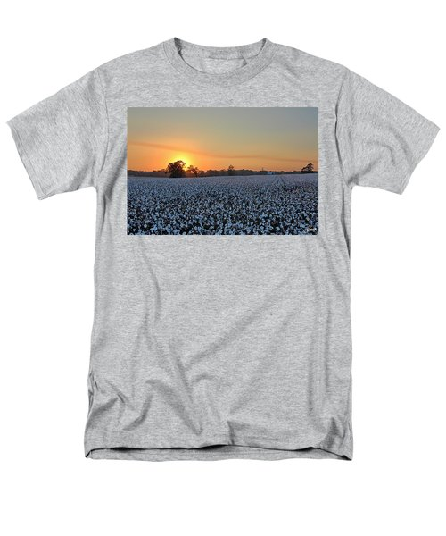 Sunset Row Men's T-Shirt  (Regular Fit)