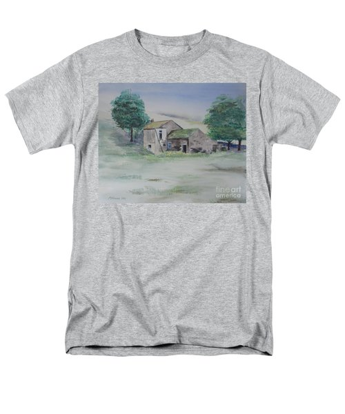 The Abandoned House Men's T-Shirt  (Regular Fit) by Martin Howard