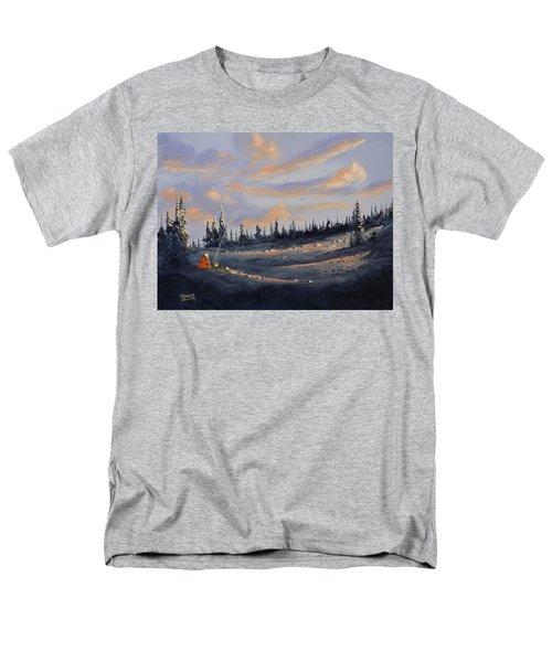The Days End Men's T-Shirt  (Regular Fit) by Richard Faulkner