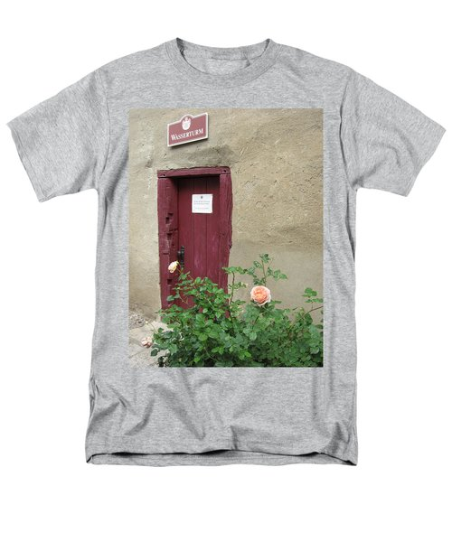 Men's T-Shirt  (Regular Fit) featuring the photograph The Doorway by Pema Hou