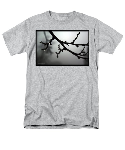 The Foggiest Idea Men's T-Shirt  (Regular Fit) by Brian Wallace