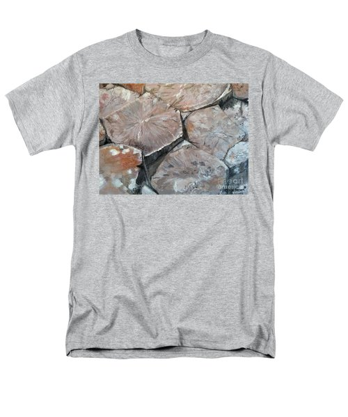 The Giant's Causeway Men's T-Shirt  (Regular Fit) by Brenda Brown