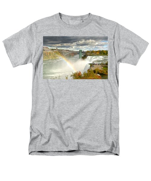 The Great Power Of Tesla Men's T-Shirt  (Regular Fit) by Randall Branham