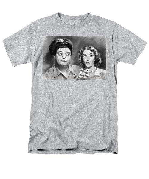 The Honeymooners Men's T-Shirt  (Regular Fit) by Viola El