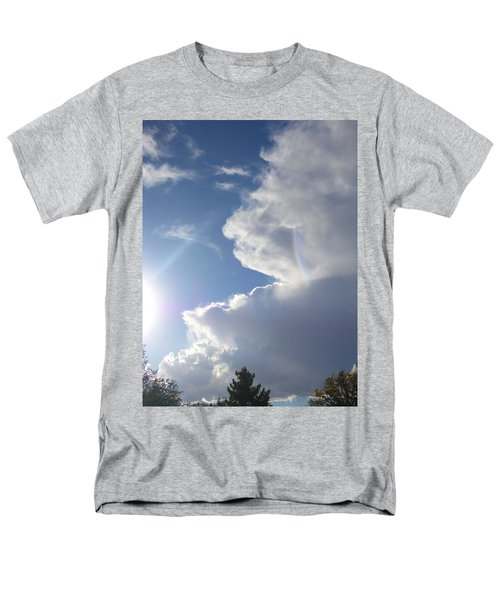 Men's T-Shirt  (Regular Fit) featuring the photograph Rainbow Tears by Deborah Moen