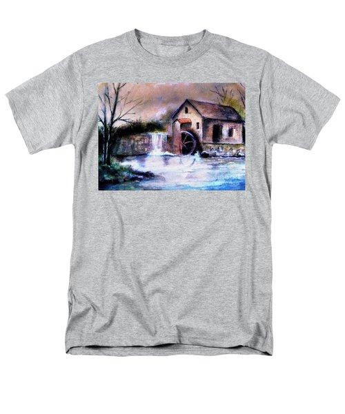 The Millstream Men's T-Shirt  (Regular Fit) by Hazel Holland