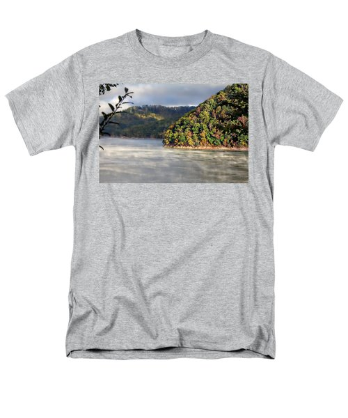 The Mists Of Watauga Men's T-Shirt  (Regular Fit) by Tom Culver