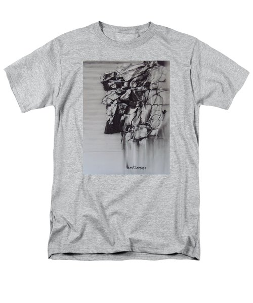 The Old Man Of The Mountain Men's T-Shirt  (Regular Fit) by Sean Connolly