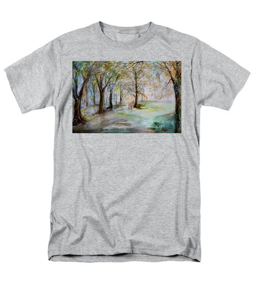 The Park Bench Men's T-Shirt  (Regular Fit)