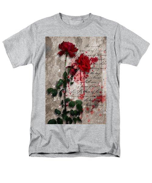 The Rose Of Sharon Men's T-Shirt  (Regular Fit) by Gary Bodnar