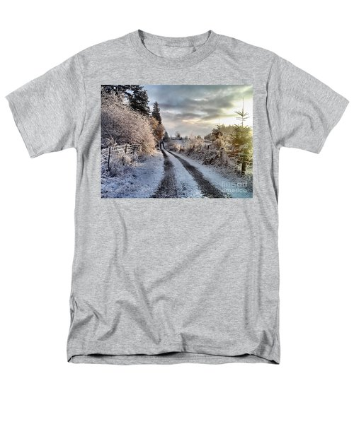 The Way Home Men's T-Shirt  (Regular Fit) by Rory Sagner