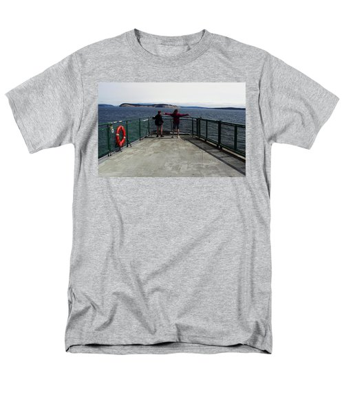 Titanic Influence Men's T-Shirt  (Regular Fit) by Natalie Ortiz