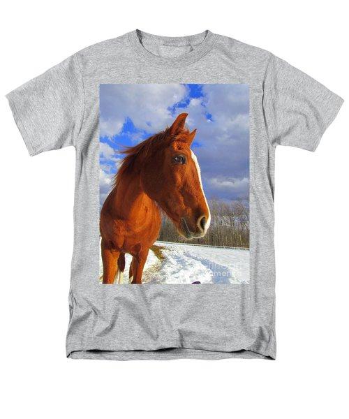 Tori Girl Men's T-Shirt  (Regular Fit) by Elizabeth Dow
