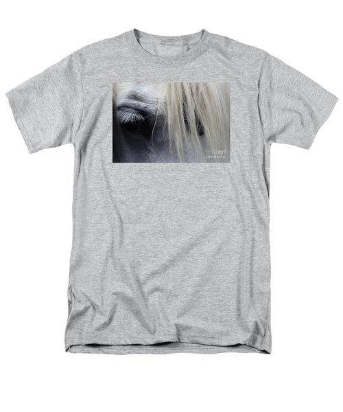 Touched My Heart Men's T-Shirt  (Regular Fit) by Fiona Kennard