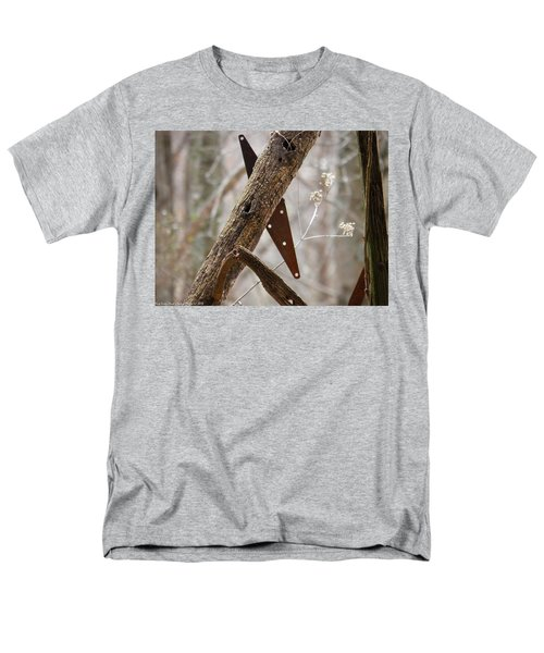 Men's T-Shirt  (Regular Fit) featuring the photograph Unhinged by Nick Kirby