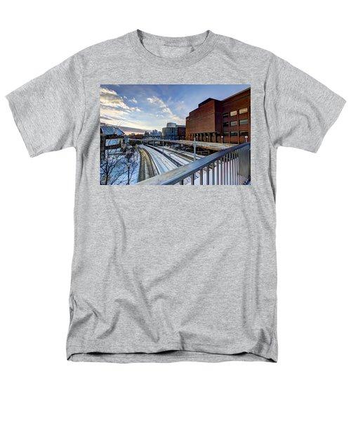 University Of Minnesota Men's T-Shirt  (Regular Fit) by Amanda Stadther