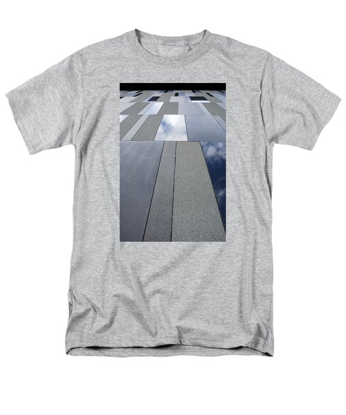 Up The Wall Men's T-Shirt  (Regular Fit) by Wendy Wilton