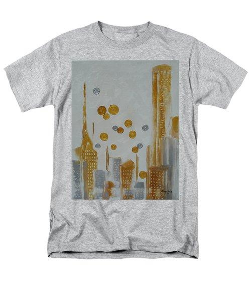 Urban Polish Men's T-Shirt  (Regular Fit)