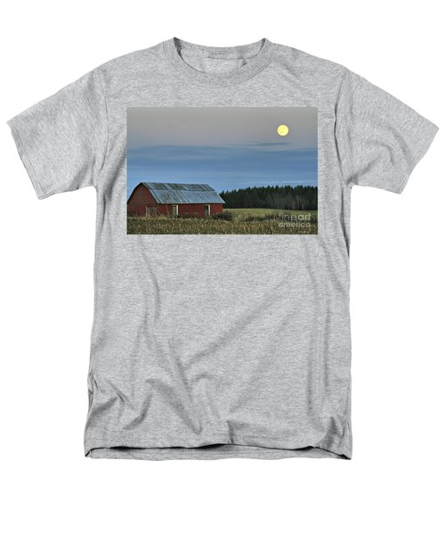 Vermont Full Moon Men's T-Shirt  (Regular Fit) by Deborah Benoit