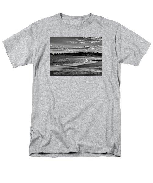 Wallis Beach Men's T-Shirt  (Regular Fit) by Marcia Lee Jones