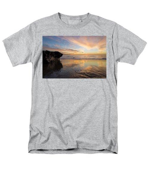 Warm Glow Of Memory Men's T-Shirt  (Regular Fit) by Alex Lapidus