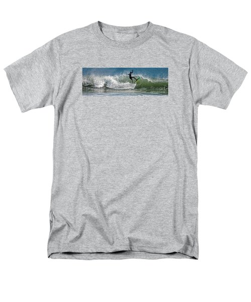 Men's T-Shirt  (Regular Fit) featuring the photograph What A Ride by Sami Martin