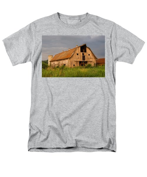 What Happened To The American Dream Men's T-Shirt  (Regular Fit) by Chris Flees