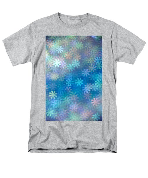 Men's T-Shirt  (Regular Fit) featuring the photograph Where Have All The Flowers Gone by Dazzle Zazz