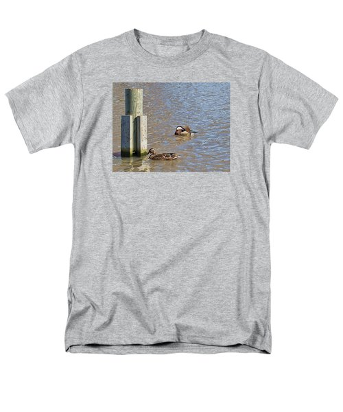 who is who by Leif Sohlman- Men's T-Shirt  (Regular Fit)
