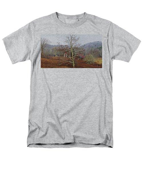 Winter's Sentinel V2 Men's T-Shirt  (Regular Fit) by Tom Culver