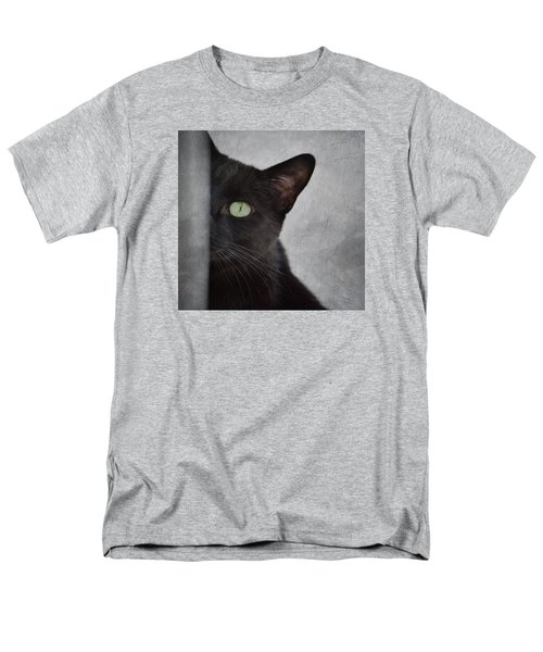 You Can't See Me Men's T-Shirt  (Regular Fit) by Diane Alexander