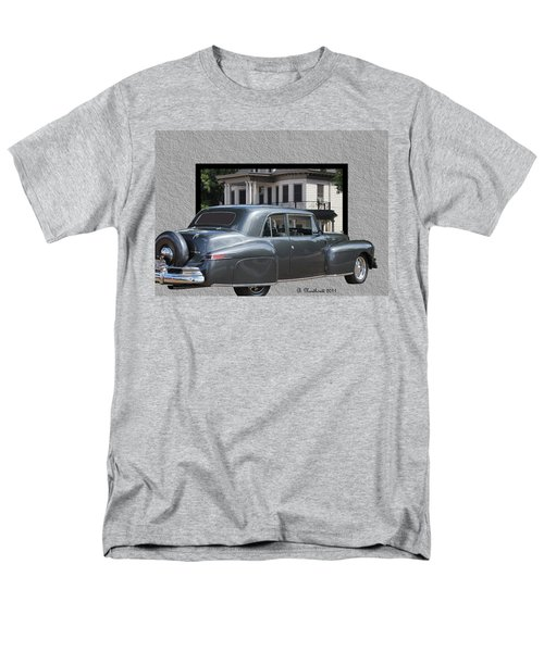 1947 Lincoln Continental Coupe Men's T-Shirt  (Regular Fit) by Betty Northcutt