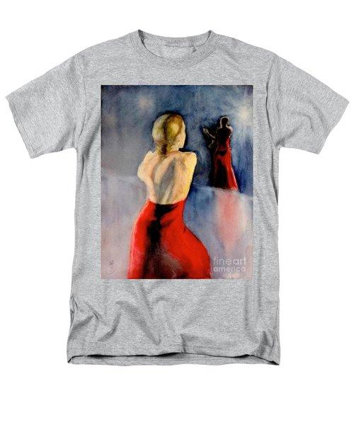 A Flamenco Dancer  3 Men's T-Shirt  (Regular Fit) by Yoshiko Mishina