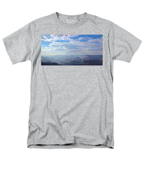 A Grand View Men's T-Shirt  (Regular Fit) by Heidi Smith